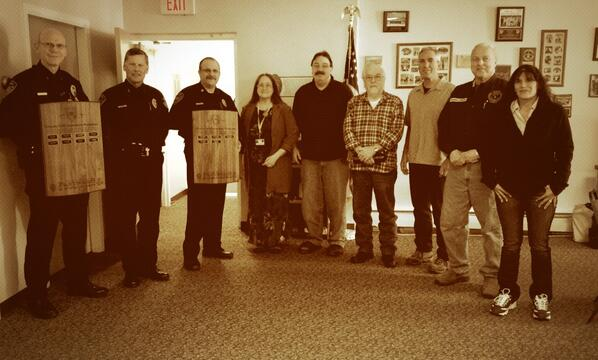 DUI Detection Patrollers 4-17-14